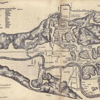 Bartolomeo Marliano, Topographia antiquae Romae, 1544[1]
