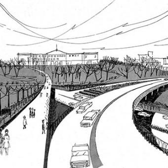 Urban-motorway